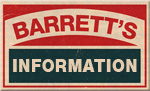 barretts information