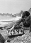 British Holidays - The Seaside - Hasting - 1950